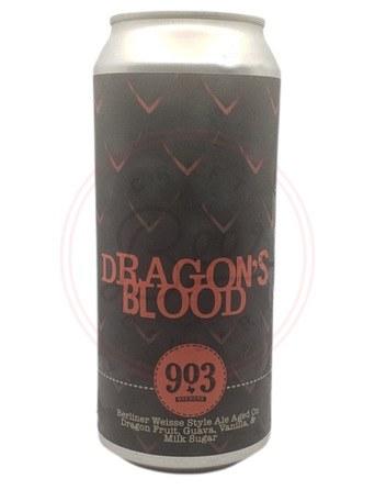 Dragon's Blood - 16oz Can