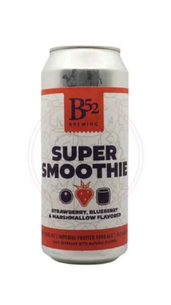 Super Smoothie: Blueberry