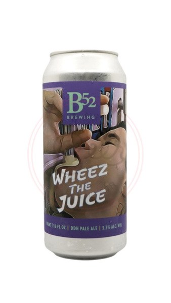Wheez The Juice - 16oz Can