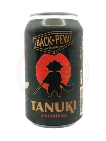 Tanuki - 12oz Can
