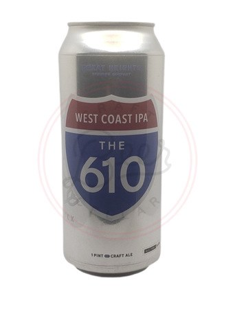 The 610 - 16oz Can