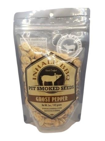 Ghost Pepper Pumpkin Seeds