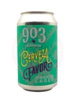 Cerveza Por Favor - 12oz Can