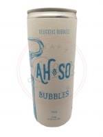 Bubbles - 250ml Can