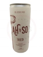 Red - 250ml Can