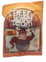 Honey Teriyaki Jerky