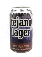 Tejano Lager - 12oz Can