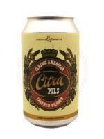 Citra Pils - 12oz Can
