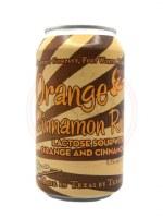 Orange Cinnamon Roll