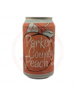 Parker County Peach - 12oz Can