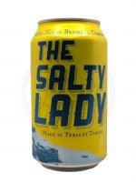 The Salty Lady - 12oz Can