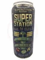 Super Station - 16oz Can