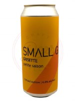 Small Giant - 16oz Can