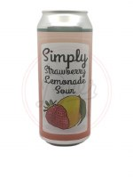 Simply Sour - 16oz Can