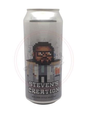 Stevens Creation - 16oz Can