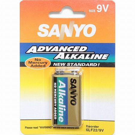 Battery 9V Sanyo