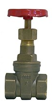 COBRA GATE VALVE 15MM