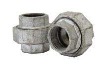 20mm Galvanised Socket Union