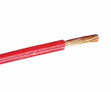 Aberdare Cable 1.5mm*1C Red 1m