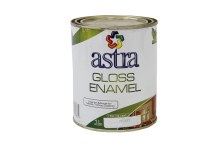 Paint Gloss Enamel Ivory 1L