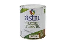 Paint Gloss Midruns Green 1L