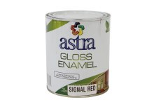 Paint Gloss Signal Red 1L