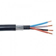 Battery Cable 25MM BLACK/RED
