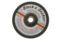 "Cutting Disc 7"" Black & Decker"