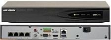 Hikvision NVR 4 Channels4 POE