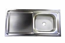 Kitchen Sink Single 8mm