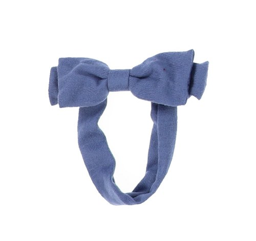 WOOL BOW BABY BAND