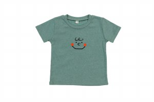 SMILE FACE TEE