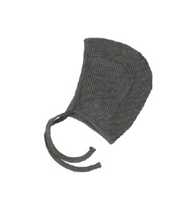 RIBBED BONNET