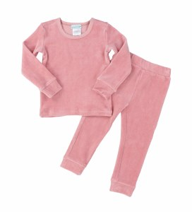 VELOUR PAJAMAS