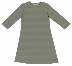 ALINE LINES DRESS