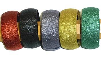 70's Glitter Bangle Bracelet