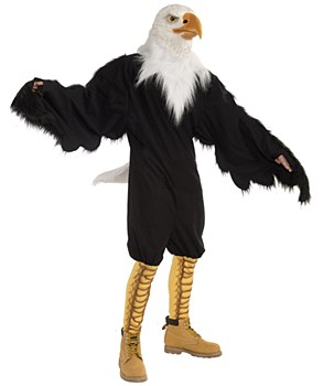 American Eagle Deluxe Adult Costume