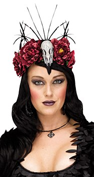 Raven Gothic Headpiece