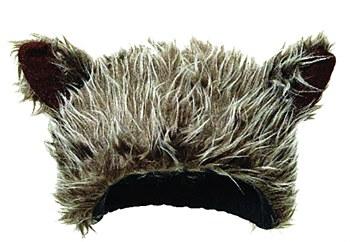 Bear / Wolf Plush Hat