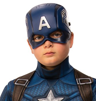 Captain America Child Mask