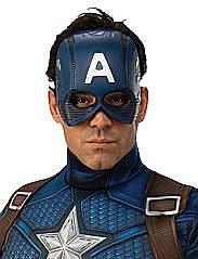 Captain America Adult Mask