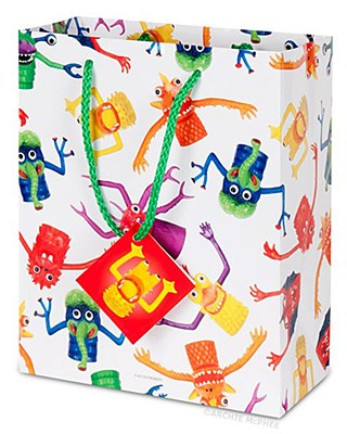 Finger Monsters Gift Bag