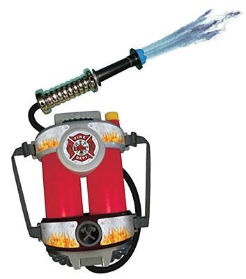 Fireman Super Soaker Backpack
