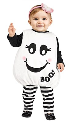 Baby Boo Ghost Toddler Costume