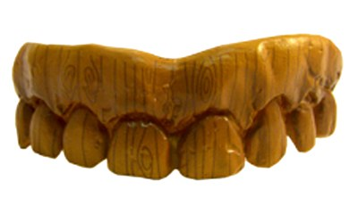 Billy Bob Wooden Teeth