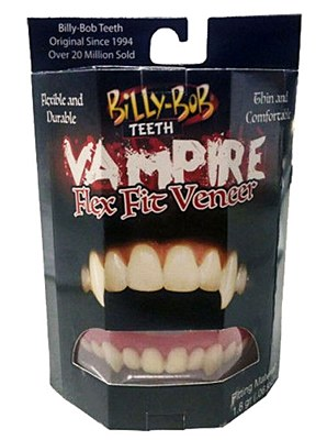Billy Bob Vampire Flex Fit Veneer