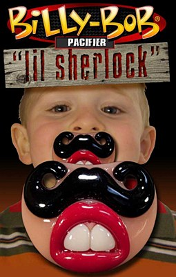 Billy Bob Pacifier Lil' Sherlock