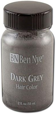 Ben Nye Liquid Hair Color - Dark Grey 2oz