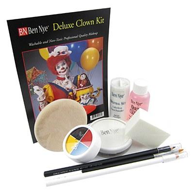 Ben Nye Deluxe Clown Makeup Kit