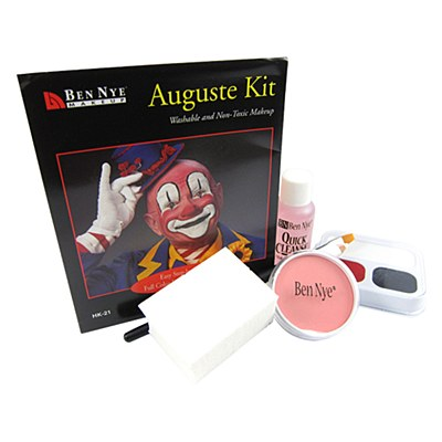 Ben Nye Clown Auguste Makeup Kit